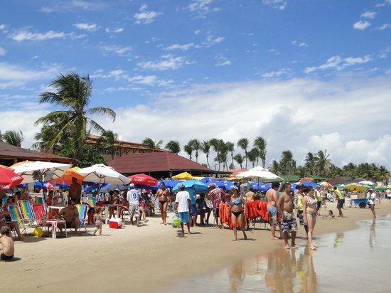 Frances Beach : Praia do Francês