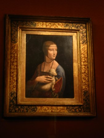 Dama Ermellino, Leonardo Da Vinci