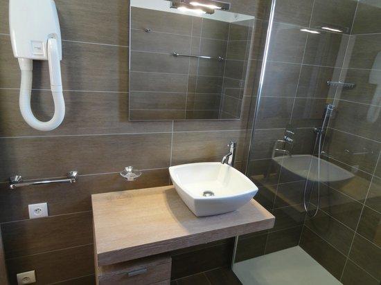 Funtana Marina : Salle de bain Villa 11