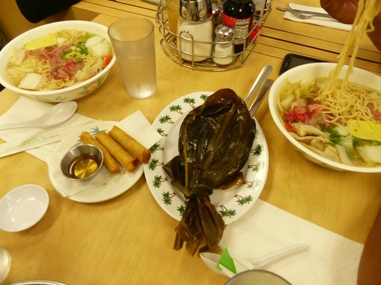 Shiro's Saimin Haven: Lau Lau, Eggrolls & Saimin