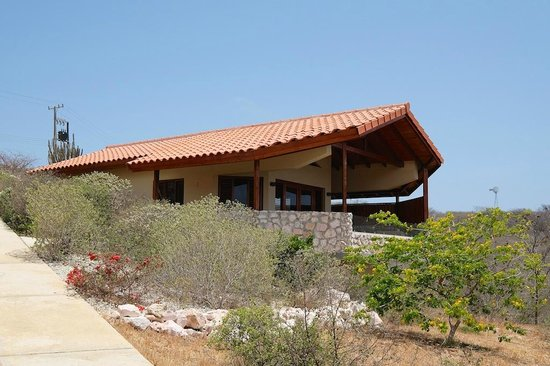 The Natural Curacao: Unser Bungalow
