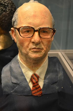 National Museum of Crime & Punishment : John List bust