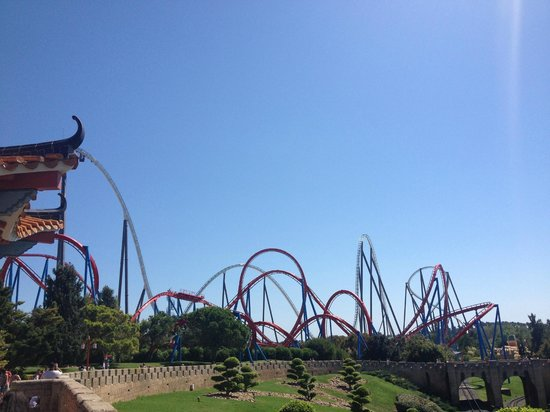 PortAventura Park: Порт Авентура Парк
