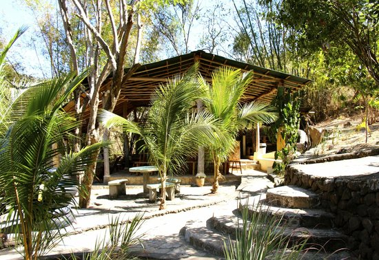 Apoyo Lodge: The rancho