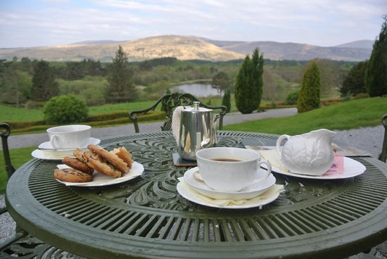 Inverlochy Castle Hotel: Views from the Terrace