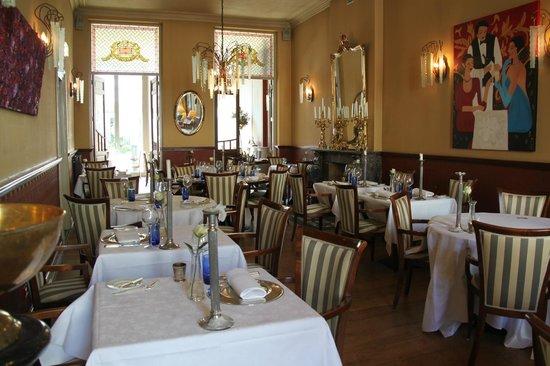 Hotel de Pauwenhof: Restaurant