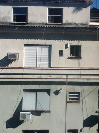 Hotel Fasano Rio de Janeiro: room with a view...