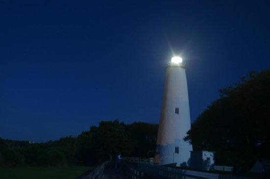 The Cove Bed and Breakfast: Ocracoke Lighthouse