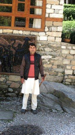 The Himalayan Village: Rajinder, the guide