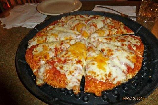 Organ Stop Pizza: Plain Cheese Pizza