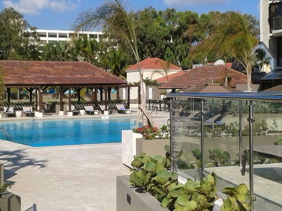 Sheraton Santo Domingo Hotel: Pool