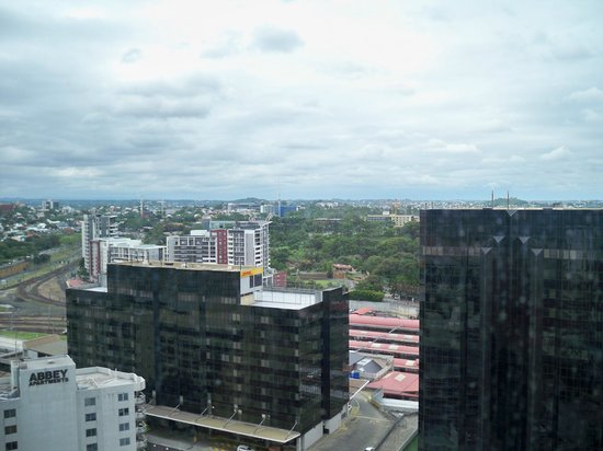 Meriton Serviced Apartments Brisbane on Herschel Street: view1