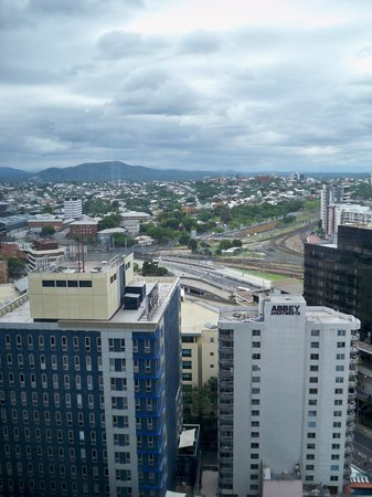 Meriton Serviced Apartments Brisbane on Herschel Street: view2