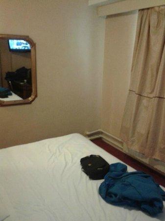 Hotel Carter : average room