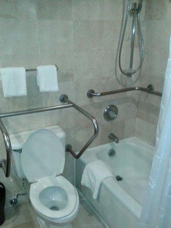 Sheraton Santo Domingo : Clean bathroom