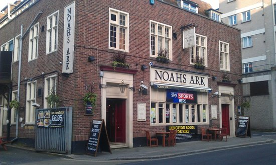The Noah's Ark Pub