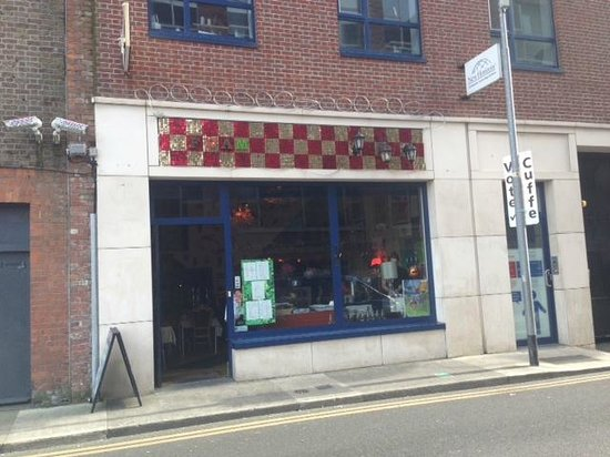Foam Cafe and Gallery: Foam Restaurant