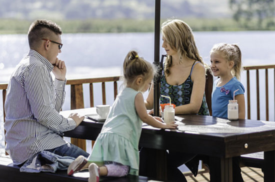 St Ives Lodge & Restaurant: Family Day Out