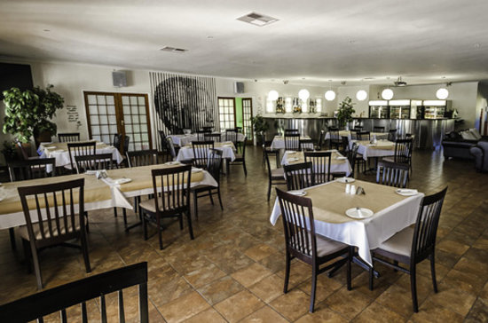 St Ives Lodge & Restaurant: Dining Room