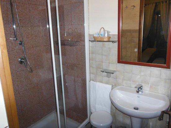 Locanda La Mandragola: bagno