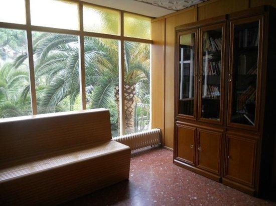 "Gran Hotel Don Juan : ""Вид на сад внутри отеля"""