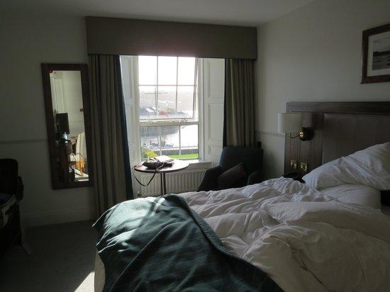 Actons Hotel: deluxe harbor view double