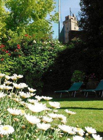 Locanda La Mandragola: giardino