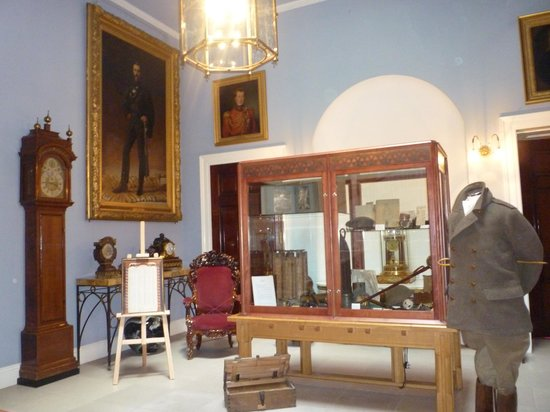 Belmont House and Gardens: The Hall