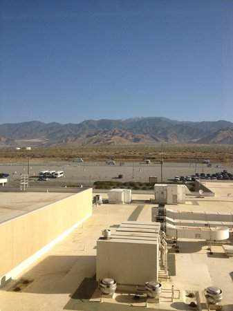 Morongo Casino, Resort & Spa: View from room