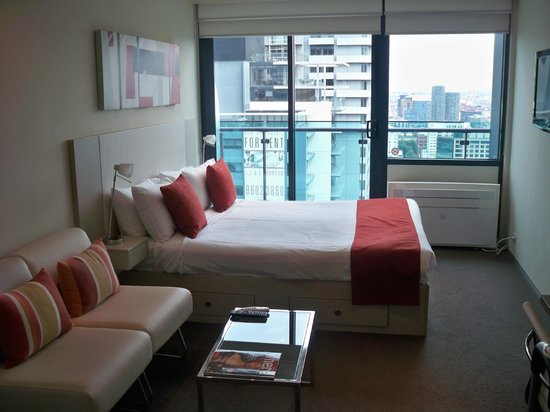 City Tempo Room Overview The Hotel