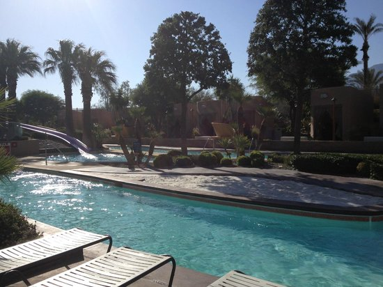 Morongo Casino, Resort & Spa: Lazy pool
