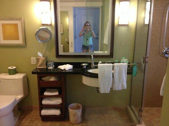 Morongo Casino, Resort & Spa: Bathroom