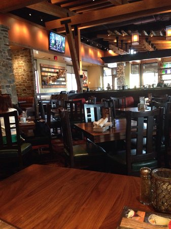 Lazy Dog Restaurant & Bar: Dining area