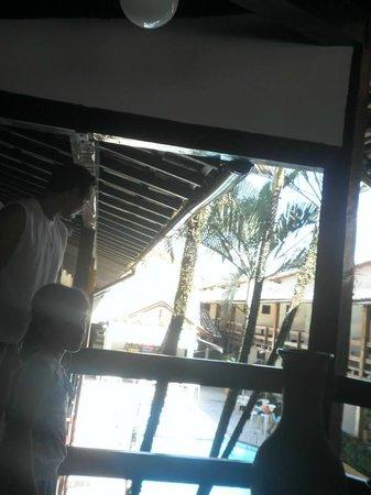 Adriattico Hotel: varanda