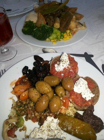 Lyttos Beach Hotel : Crete dishes