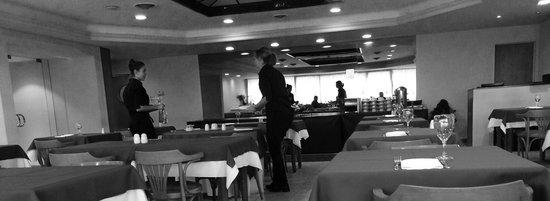 Hotel Argos: Panorámica comedor