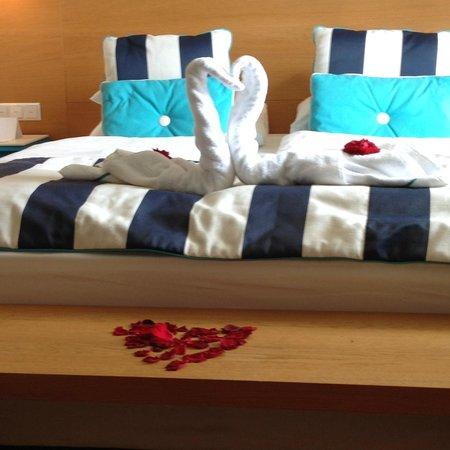 Falkensteiner Hotel & Spa Iadera: romantic getaway ! how cute!