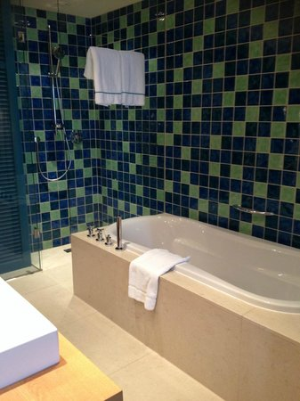 Falkensteiner Hotel & Spa Iadera: Bathroom/Shower