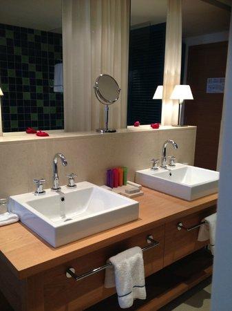 Falkensteiner Hotel & Spa Iadera: Sinks