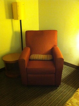 La Quinta Inn & Suites Savannah Southside: Chair in the corner