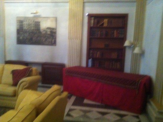 Antico Palazzo Rospigliosi: Library