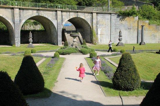 Abbaye de Villers: ruines de l'abbaye