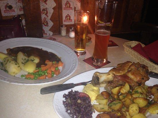 Tiergarten Quelle: ужин