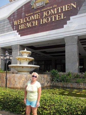 Welcome Jomtien Beach Hotel: Велком Джомтьен