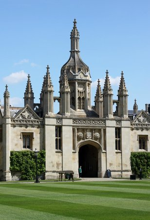 King's College : The Gatehouse: King's