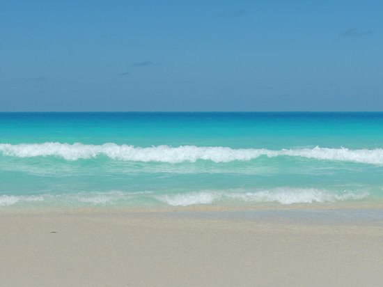 Melia Las Dunas: la hermosa playa