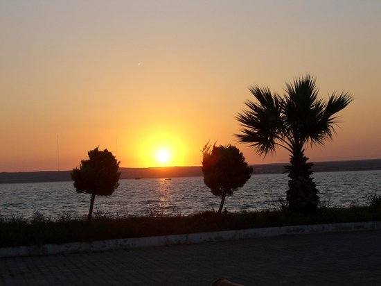 CLC Apollonium Spa & Beach: Amazing sunsets