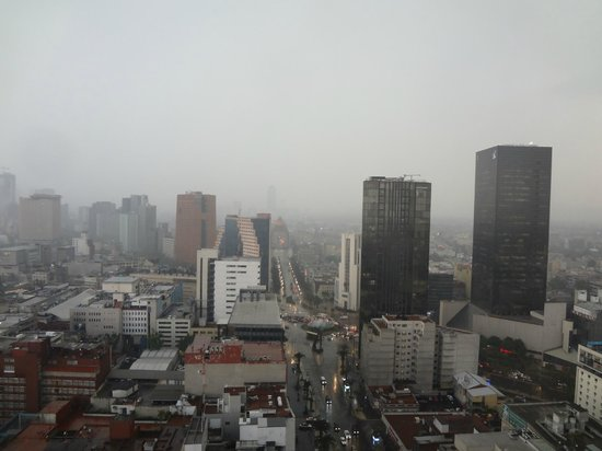 Hilton Mexico City Reforma: View Room 2604