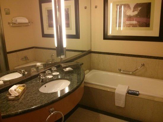 Hilton Buenos Aires : Banheiro
