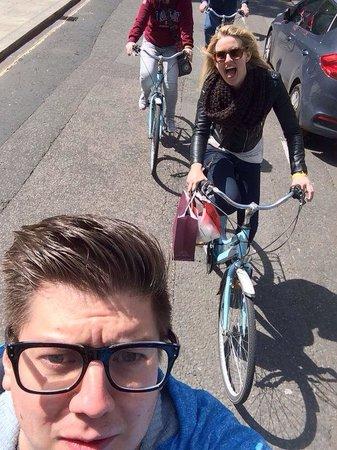 Baja Bikes London: Even wat anders
